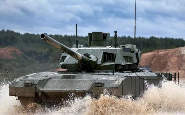 """Американский комплекс TOW-2B не сможет полностью уничтожить """"Армату"""", но повредит броню"""