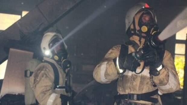 В Ялте при пожаре спасли человека