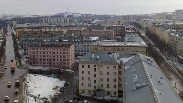 Губернатор Мурманской области поможет улучшить городскую среду Североморска