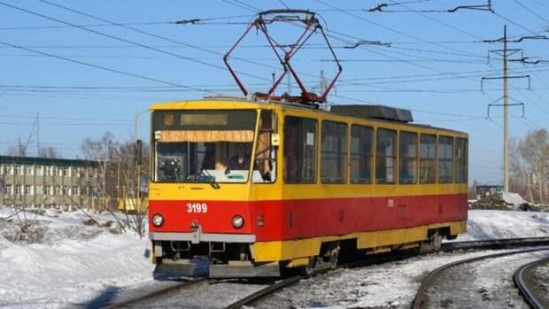 С 1 апреля в Барнауле изменится расписание движения трамваев
