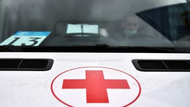 В результате ДТП во Владимирской области погиб водитель большегруза