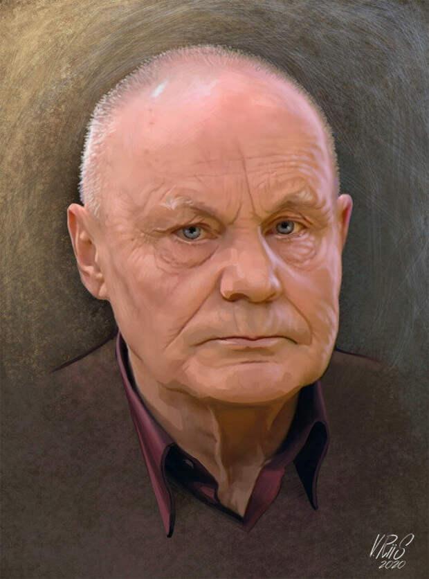Портрет Виталия Довганя. Изображение: dovganvitaly.wordpress.com