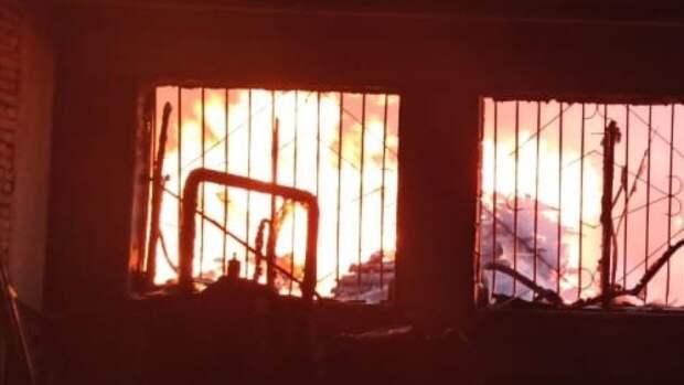 Четыре человека погибли при пожаре в бразильской больнице