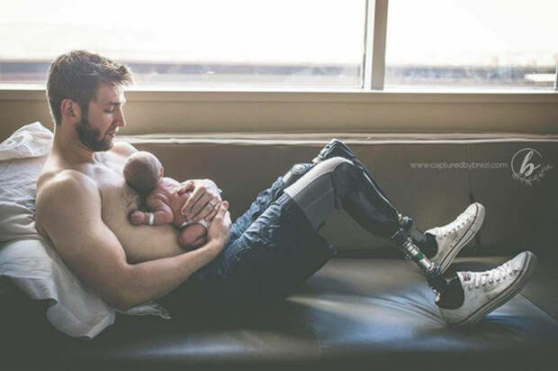 Безусловная любовь Любовь, дети, младенцы, нежность, отцы, отцы и дети, родители, фото