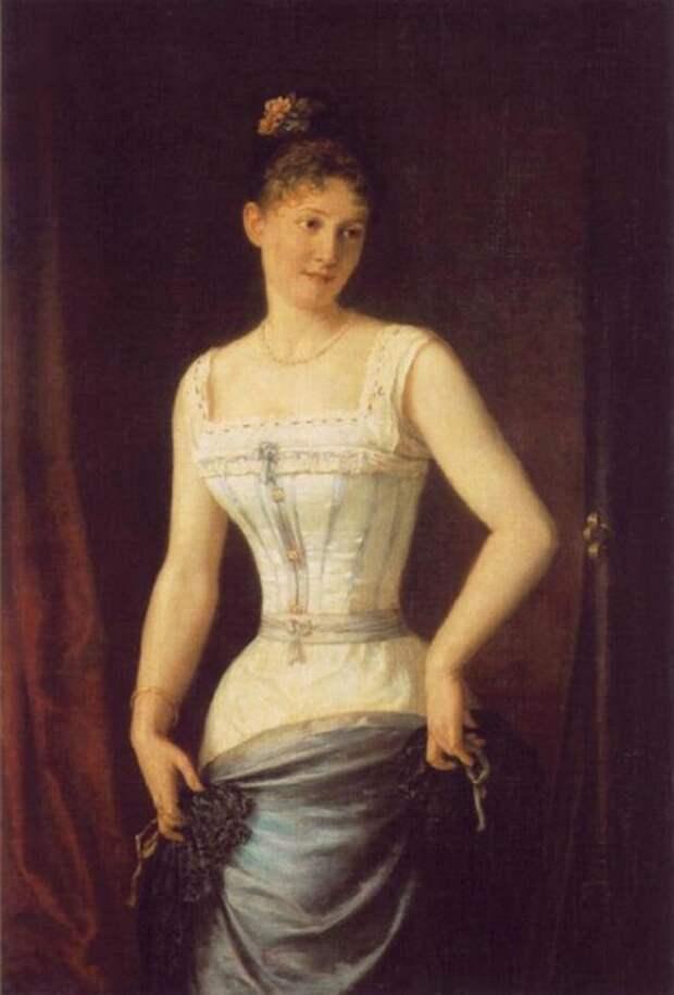 Изготовление корсетов было надёжным и прибыльным делом.