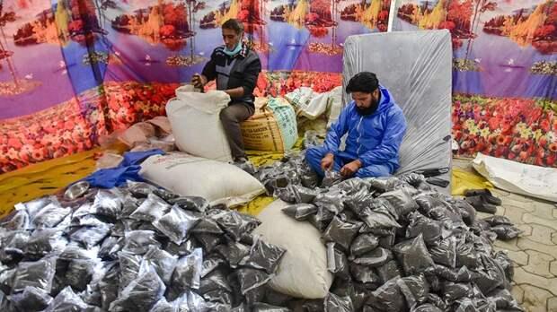 Магазины могут столкнуться с сокращением поставок индийского чая