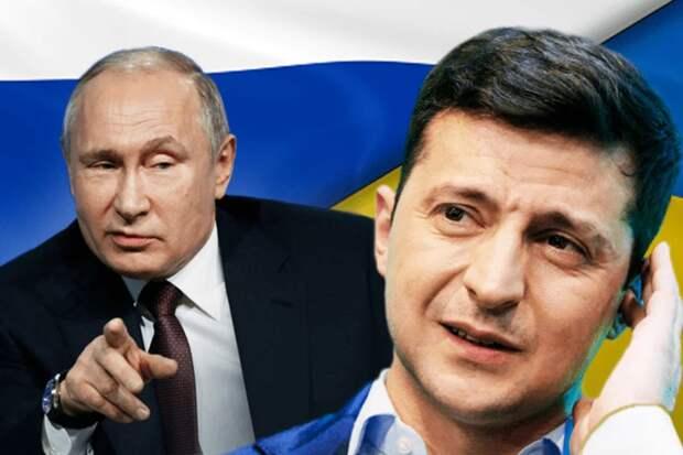 Владимир Путин задал прямой вопрос про Донбасс украинскому коллеге