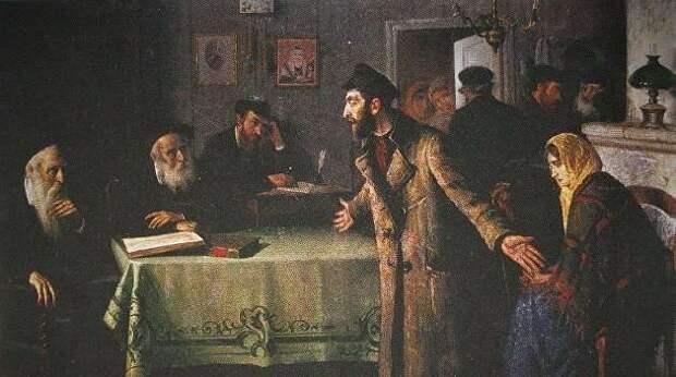 Как иудейский «банковский интернационал» захватывал контроль над Российской империей