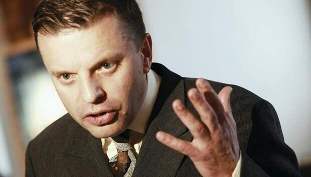 Телеведущий Леонид Парфенов: русские и украинцы — как сиамские близнецы