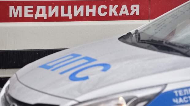 Число пострадавших в ДТП с «Газелью» под Астраханью достигло восьми