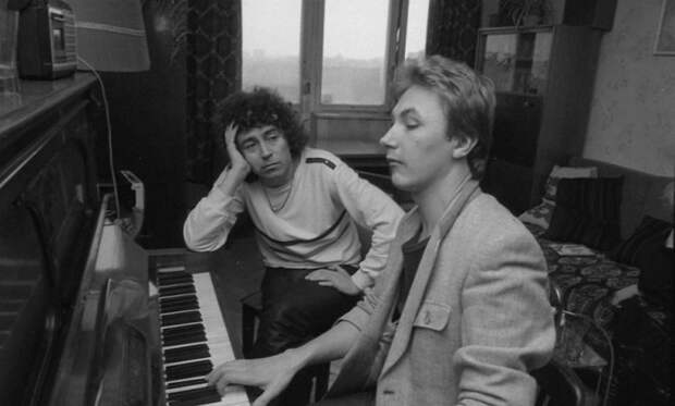 Советские рок-звезды на фотографиях, которые цензоры называли «идеологическим ню»