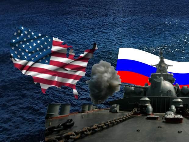 Россия направляет группу военных кораблей к берегам США с целью симметричного ответа на маневры НАТО у морских границ РФ