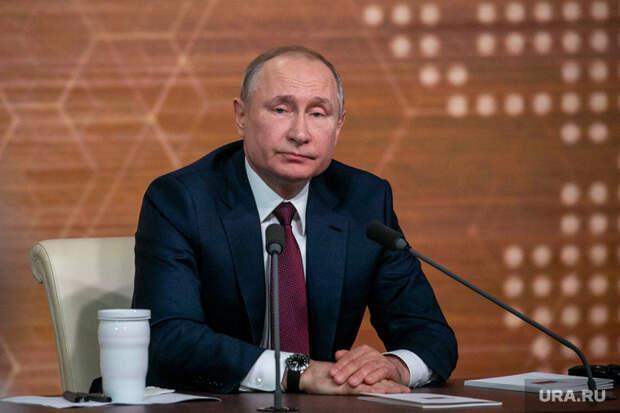 Путин определил, сколько потратят на голосование по Конституции
