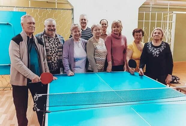 Новая группа для участников проекта «Московское долголетие» открылась в Лосинке