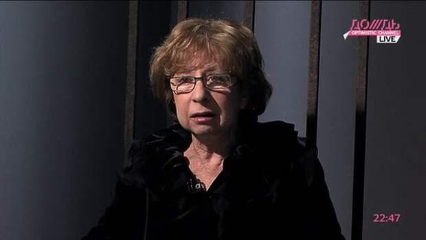 Лия Ахеджакова рассказала о сбывшемся пророчестве мамы Михаила Ефремова