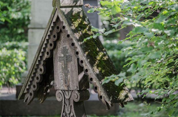 Почему церковь порицает «кресты скрышей», известные наРуси сдревних времен