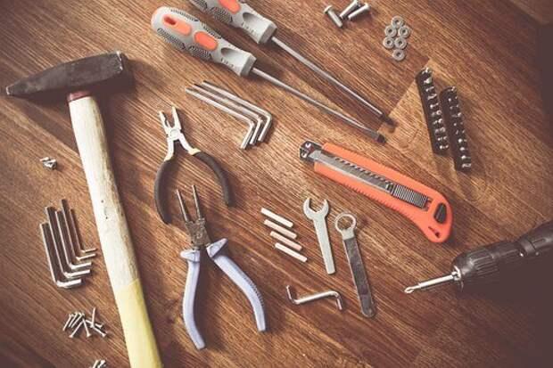 Инструменты, Конструкция, Ремесло