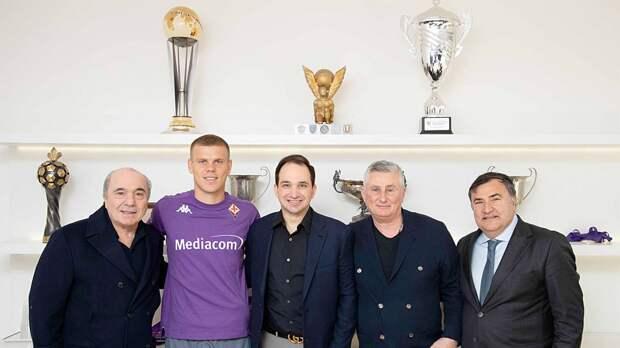 Луческу: «Верю, что Кокорин сможет заиграть в «Фиорентине» и вернется в сборную. Он это заслужил»