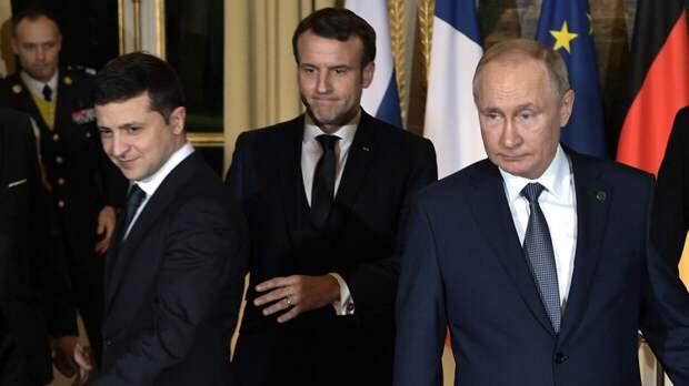 «Охота» на Путина: Зеленский придумал, как ему добиться встречи с президентом РФ