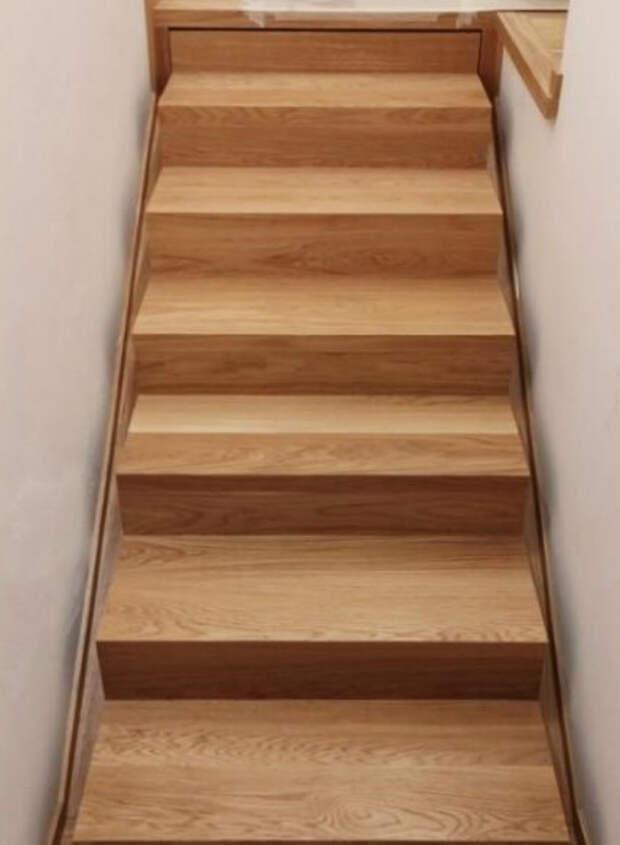 Мужчина обратил внимание на скрипучую лестницу в новом доме и нашел под ней вход в скрытый подвал