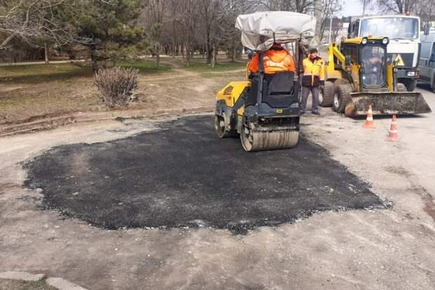 Еще одну улицу Симферополя закроют из-за ремонта