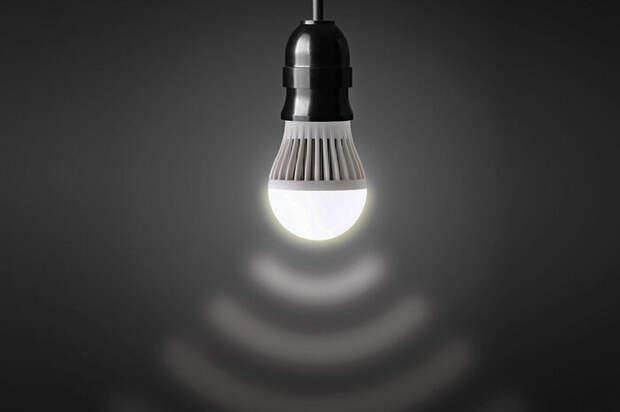 Li-Fi — интернет будет работать через свет лампочки