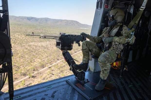 Австралийские генералы разрабатывают концепцию подготовки к «ускоренной войне» будущего