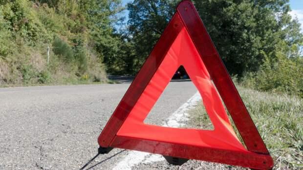 Смертельная авария с участием грузовика, микроавтобуса и легковушки произошла под Тулой