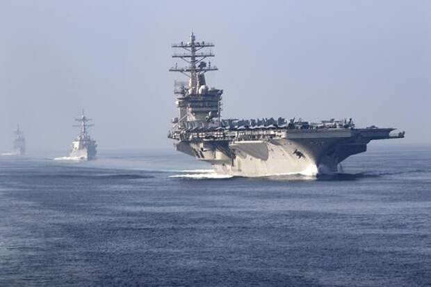 Sohu: военный флот России в будущем «сломает» американскую мощь в Атлантике и Тихом океане