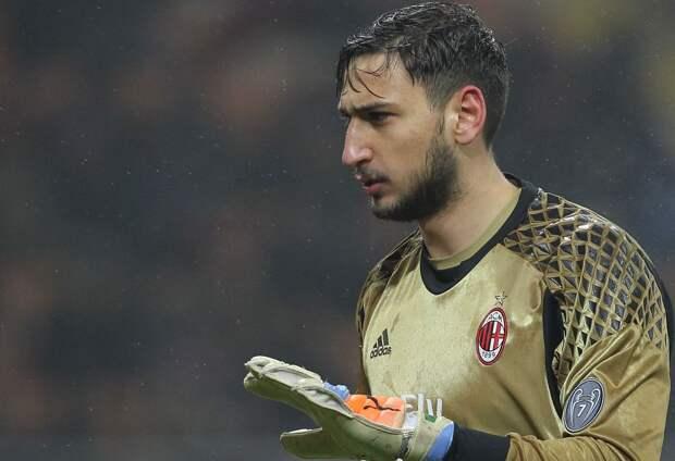 Источник: Доннарумма в слезах покинул встречу с ультрас «Милана»