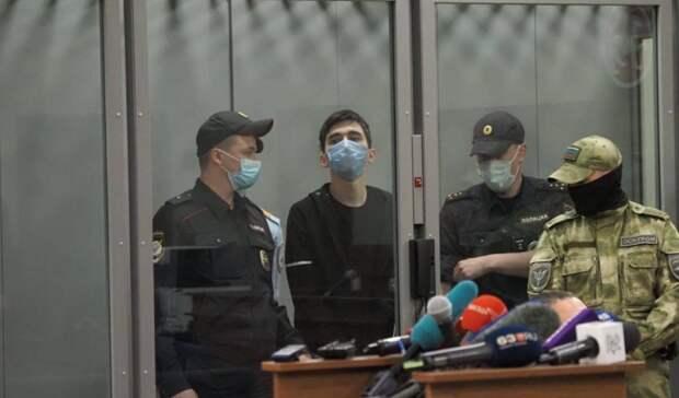 Галявиев рассказал, почему совершил нападение наказанскую гимназию №175