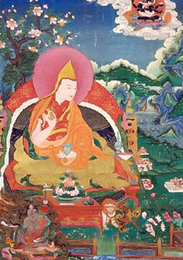 Цари горы. Дворцы над облаками и «половина богатства мира». Как жили Далай-ламы.