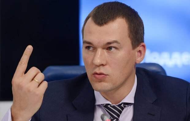 Дегтярев ответил Навальному: дом в Подмосковье построен на сбережения родителей