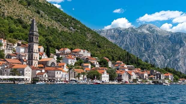 Власти Черногории планируют открыть границы для туристов на следующей неделе