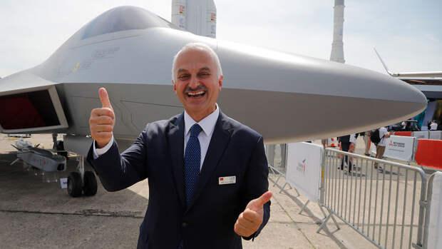 Турция после исключение из программы F-35 будет работать над своим истребителем