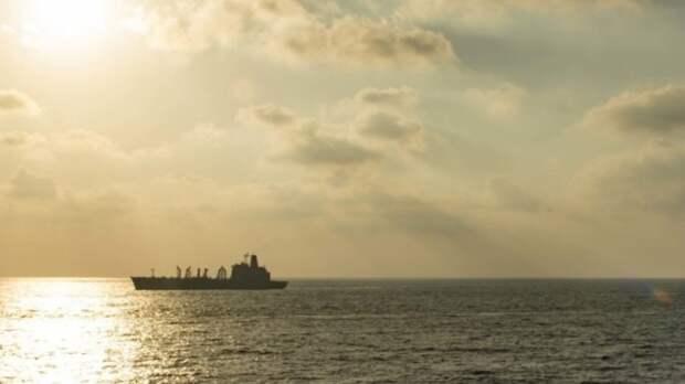 Буфетчица пропала с судна в Охотском море