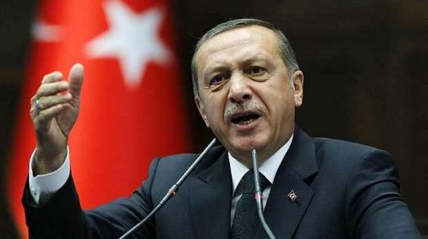 Эрдоган сделал заявление по Крыму