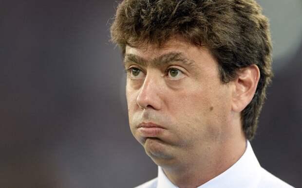 «Футбол — больше не игра, это бизнес». Президент «Ювентуса» не отказывается от проекта Суперлиги