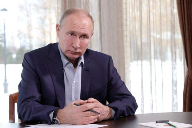 О «чёрной бухгалтерии» Владимира Путина