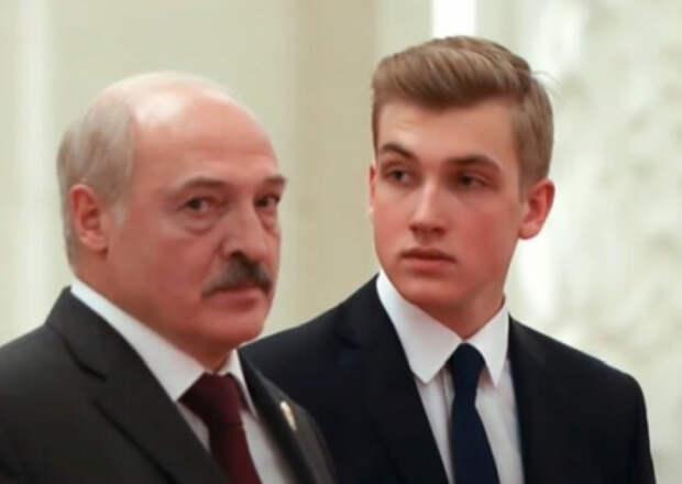 Сын Лукашенко будет учиться в Москве – под вымышленной фамилией