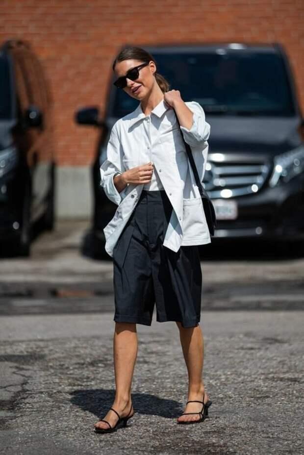 Летняя одежда, которая скрывает лишние килограммы