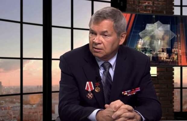 доктор химических наук, профессор А. А. Клесов