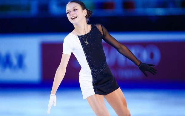 Плющенко рассказал о новых программах Трусовой: «Ведем переговоры с мировыми дизайнерами, чтобы ей сшили платье»