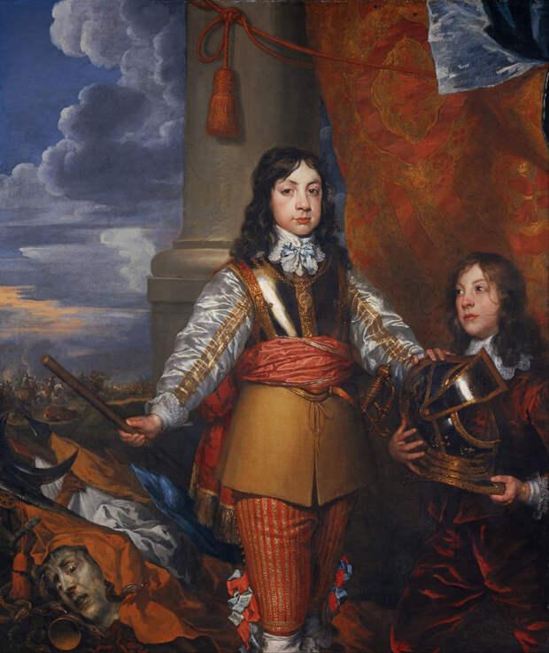 Это интересно: Почему Карла II называли «веселым королем»