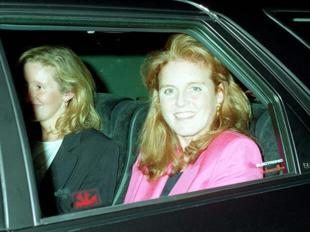 Фото №2 - Преступница из дворца: история Джейн Эндрюс— жестокой убийцы и стилиста Сары Фергюсон