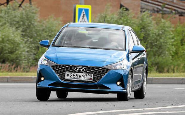 22 000 км с новым Hyundai Solaris: есть замечание!