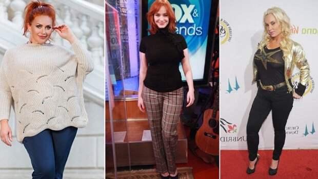 Антитренды в одежде: 10 вещей, прибавляющих лишние сантиметры