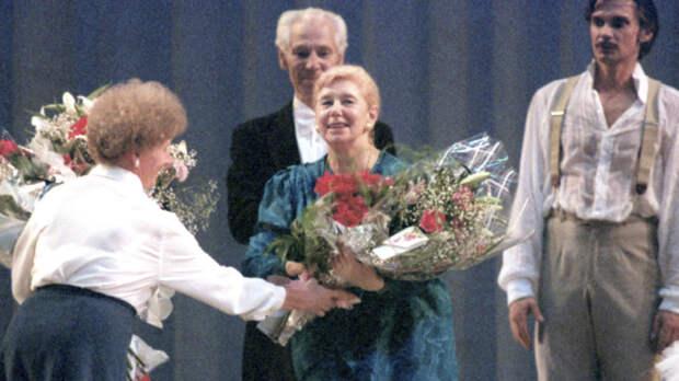 Балетмейстер Мариинского театра Ольга Моисеева умерла в Петербурге