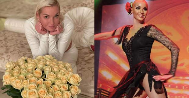 Анастасия Волочкова оставила послание бывшим жёнам своего избранника