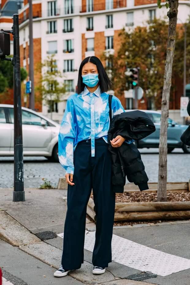 Топ-6 трендов стритстайла с Недель моды весна-лето 2021